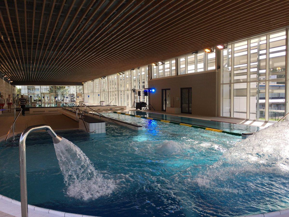 """Ville De Meaux على تويتر: """"#piscine Frot >>> Un Nouvel ... dedans Piscine Meaux"""