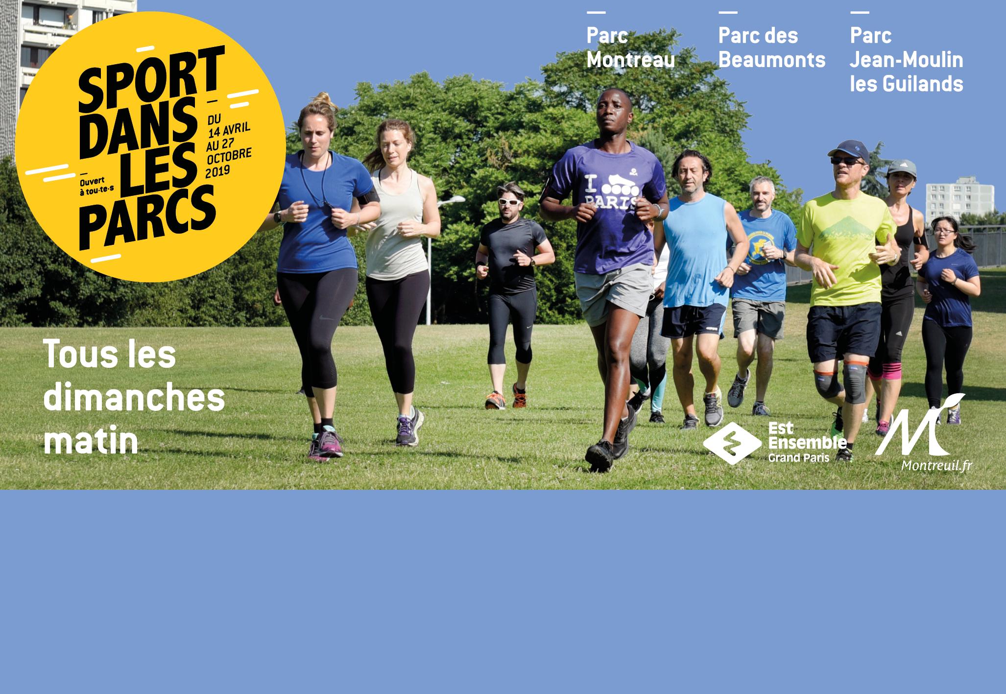 Ville De Montreuil -Sport Dans Les Parcs 2019 concernant Piscine Des Murs À Pêche Montreuil