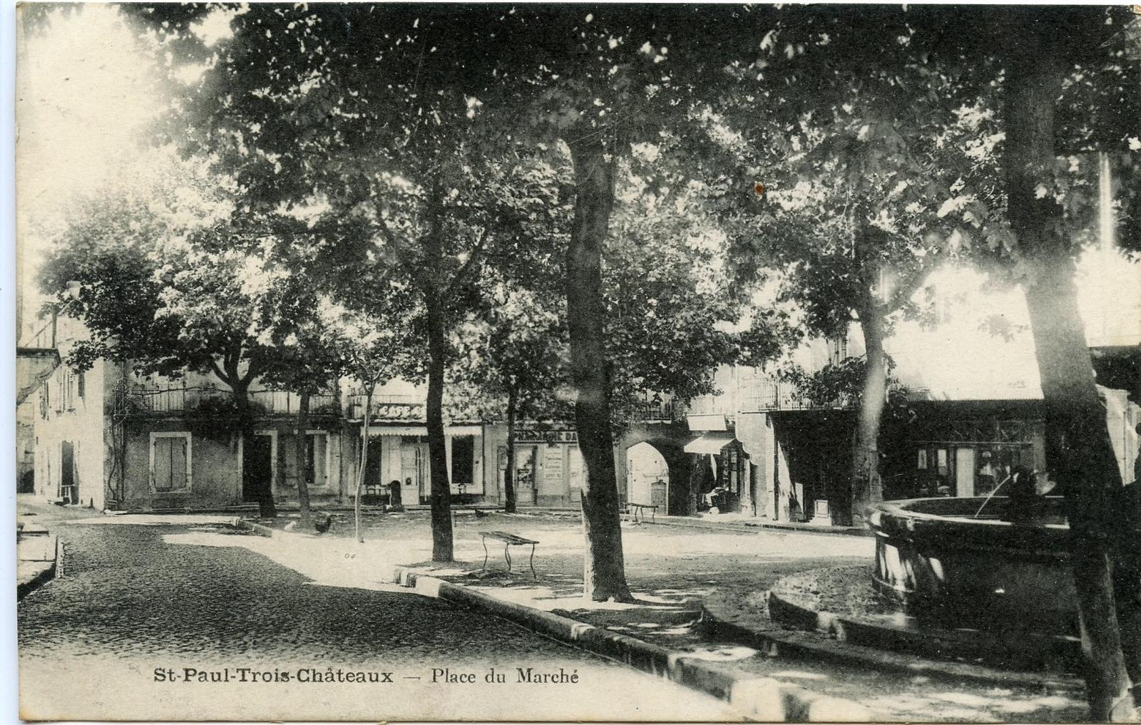 Ville De Saint-Paul-Trois-Châteaux, La Mairie De Saint-Paul ... serapportantà Piscine Saint Paul Trois Chateaux