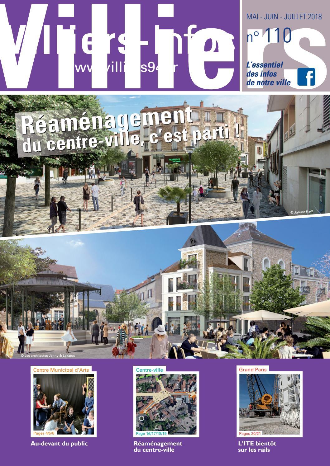 Villiers-S N° 110 By Mairie De Villiers-Sur-Marne - Issuu à Piscine Léo Lagrange Grande Synthe