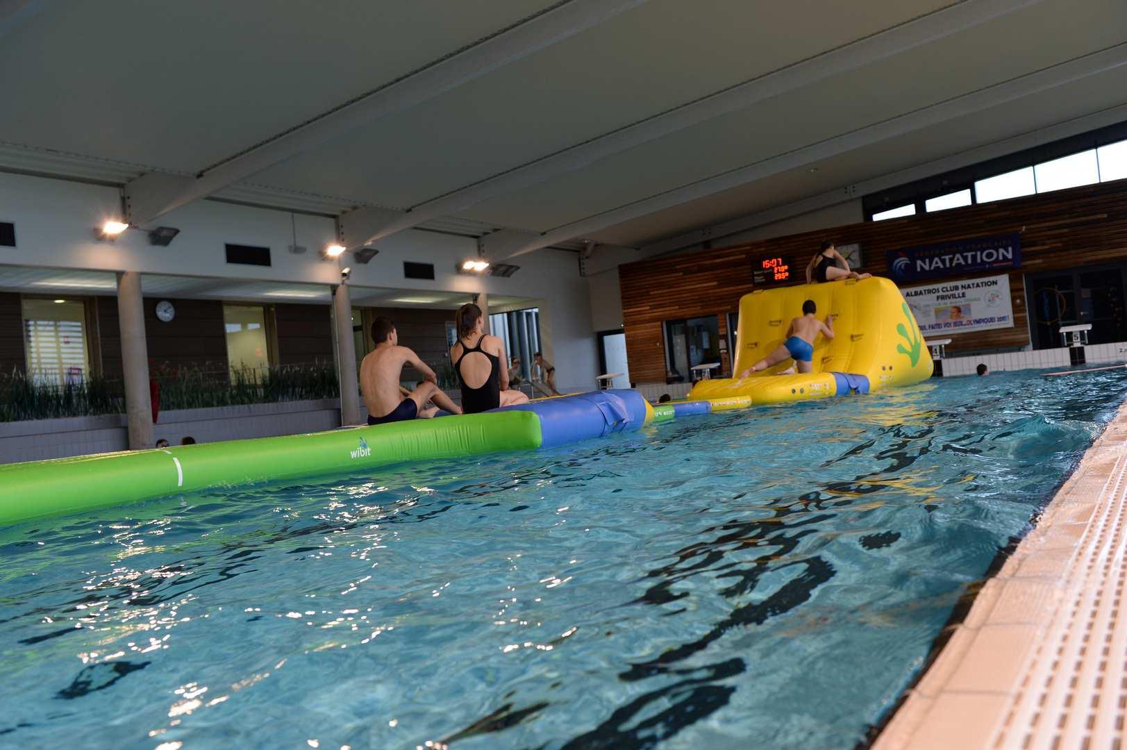 Viméo – Le Centre Aquatique Du Vimeu à Piscine Friville