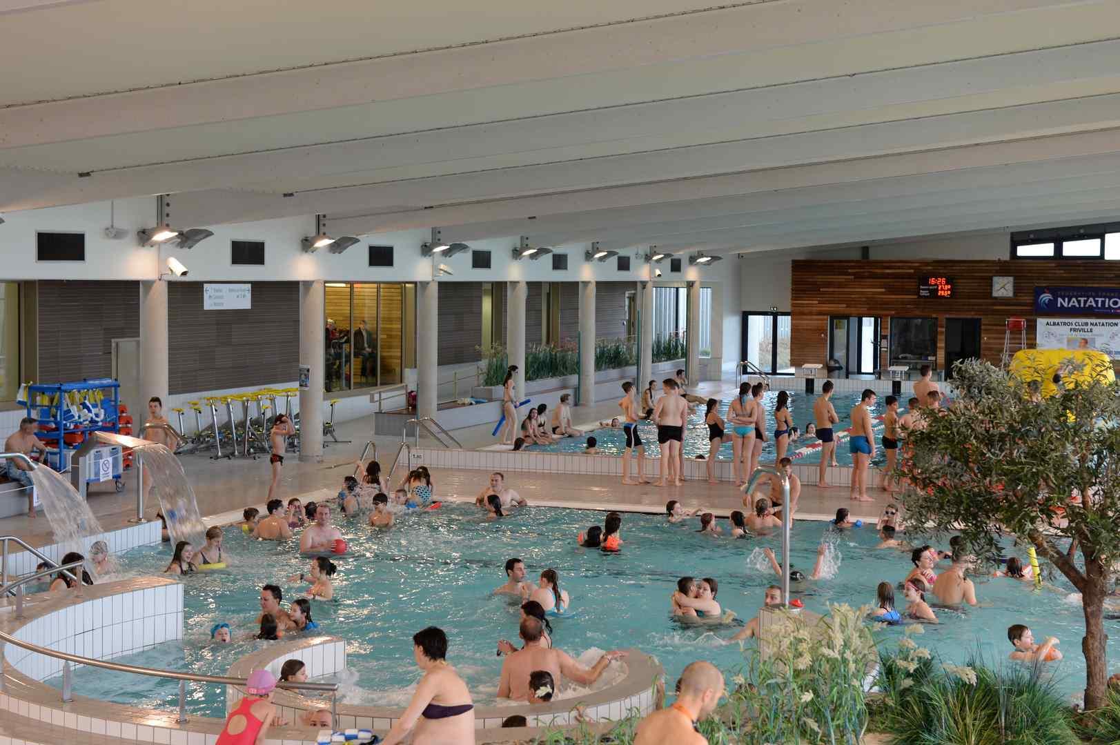 Viméo – Le Centre Aquatique Du Vimeu destiné Piscine Friville