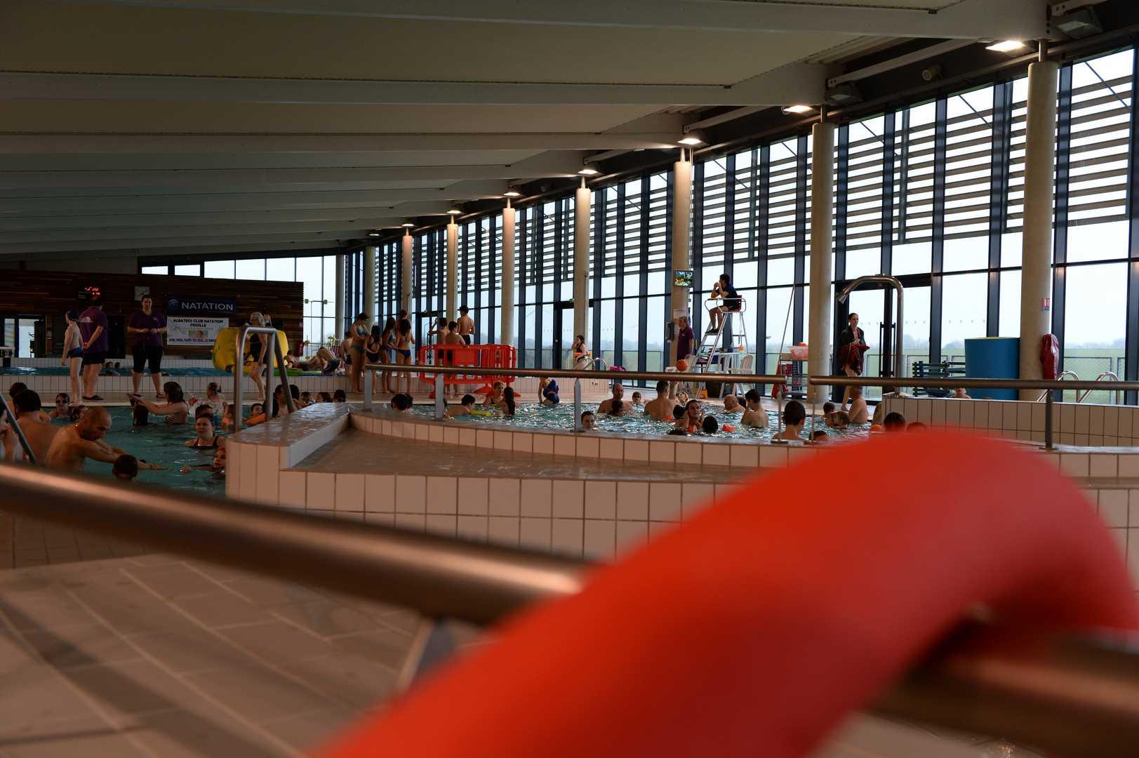 Viméo – Le Centre Aquatique Du Vimeu intérieur Piscine Friville