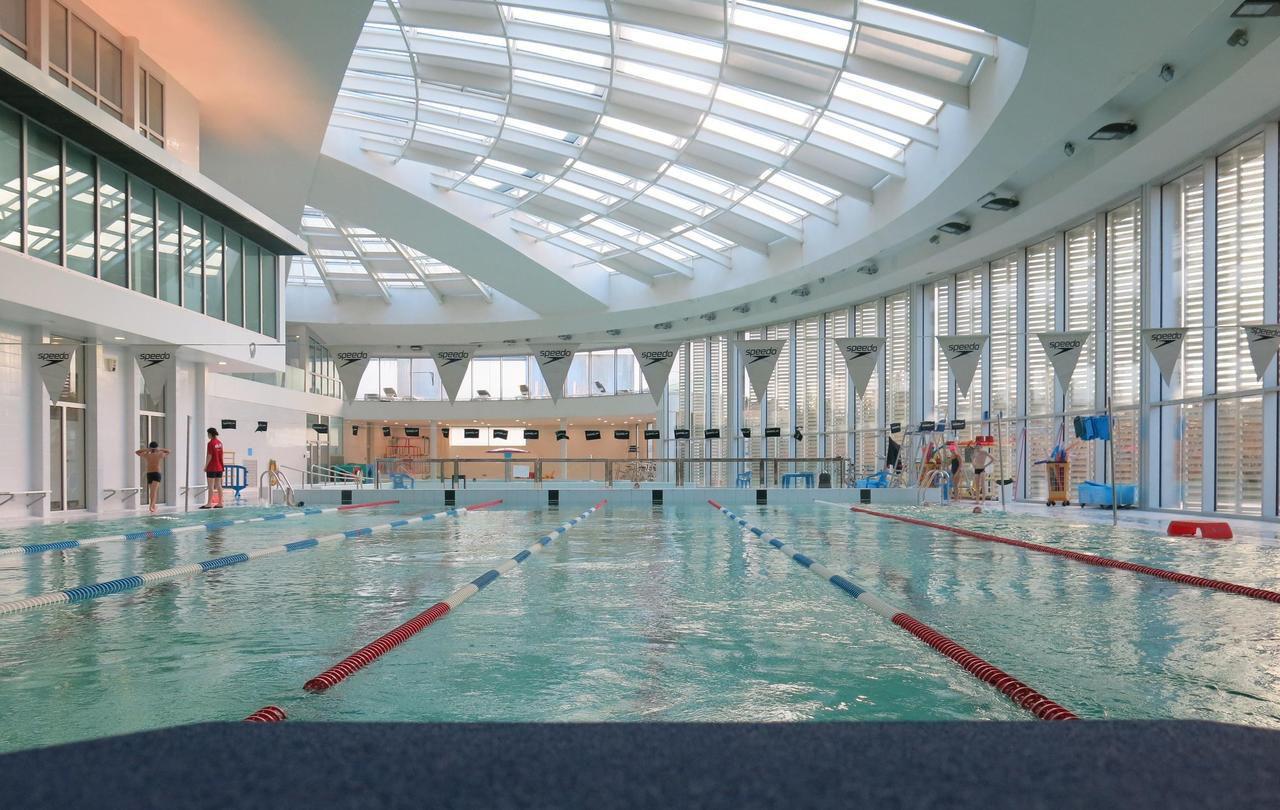 Vincennes : Vers La Fin Des Avaries Au Centre Aquatique - Le ... pour Piscine Dome Vincennes