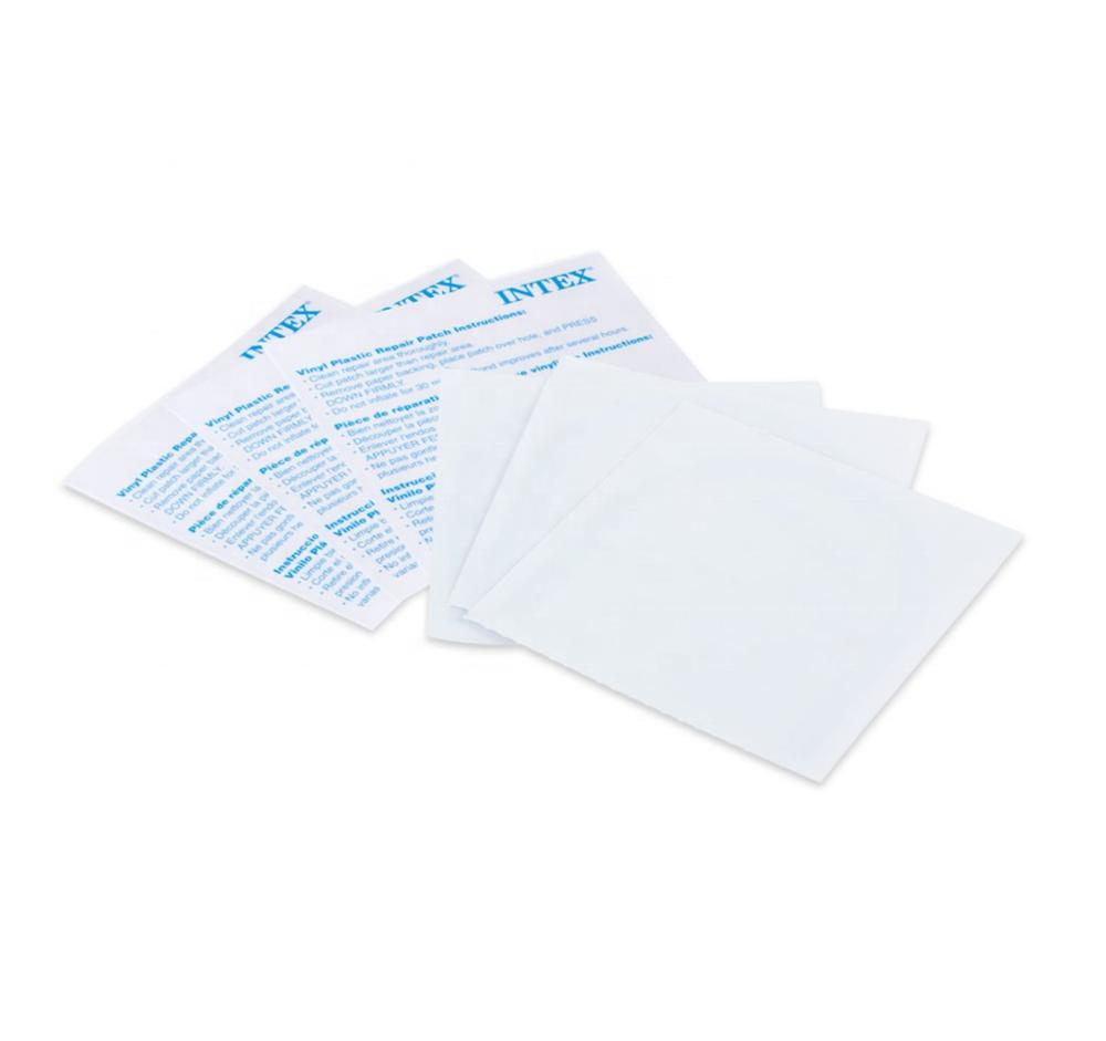 Vinyle En Plastique Rustine De Réparation Pour Piscine Gonflable - Buy Kit  De Réparation De Vinyle En Cuir,colle Et Patch En Vinyle,réparation De ... destiné Rustine Pour Piscine