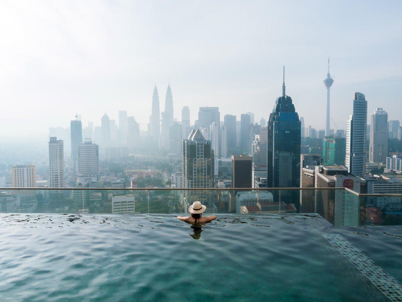 Visite De Kuala Lumpur, Ultramoderne, Multiculturelle Et ... tout Piscine Singapour