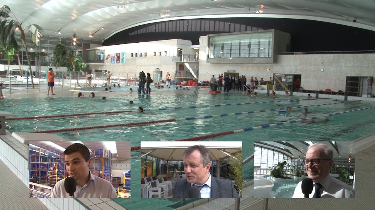 Visite Du Centre Aquatique Plaine Oxygène concernant Piscine Du Mesnil Amelot