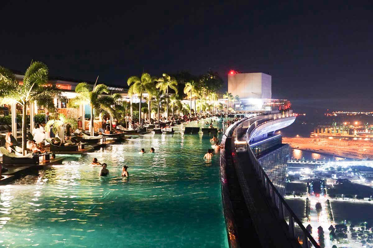 Visiter Singapour : 8 Raisons Pour Y Aller + Rmations concernant Piscine Singapour