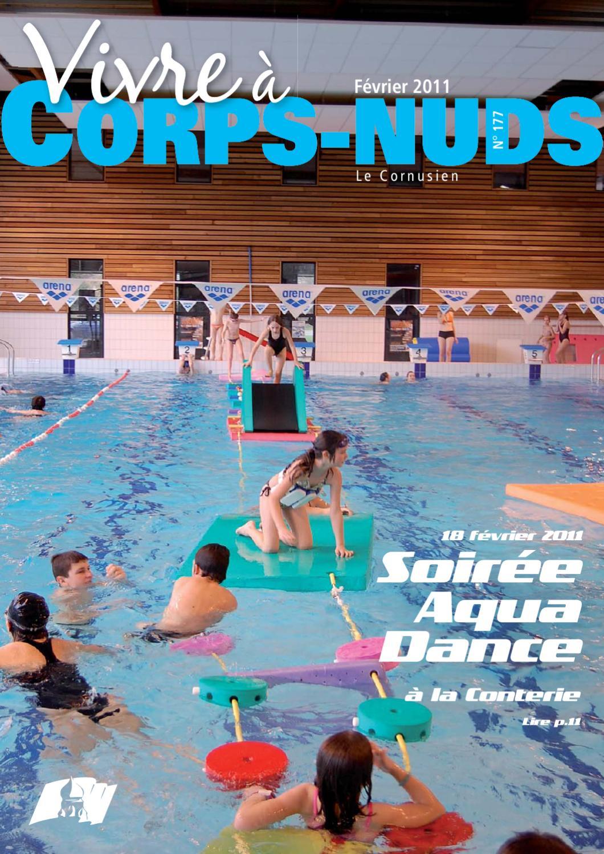 Vivre À Corps-Nuds -Février 2011 By Mairie Mairie - Issuu intérieur Piscine De La Conterie