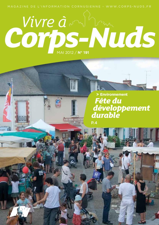 Vivre À Corps-Nuds - Mai 2012 By Mairie Mairie - Issuu encequiconcerne Piscine Janze