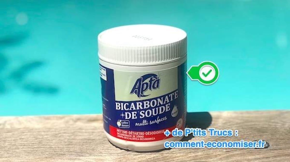 Voici Comment Augmenter Le Ph De Sa Pisine Avec Du ... concernant Eau Verte Piscine Bicarbonate De Soude