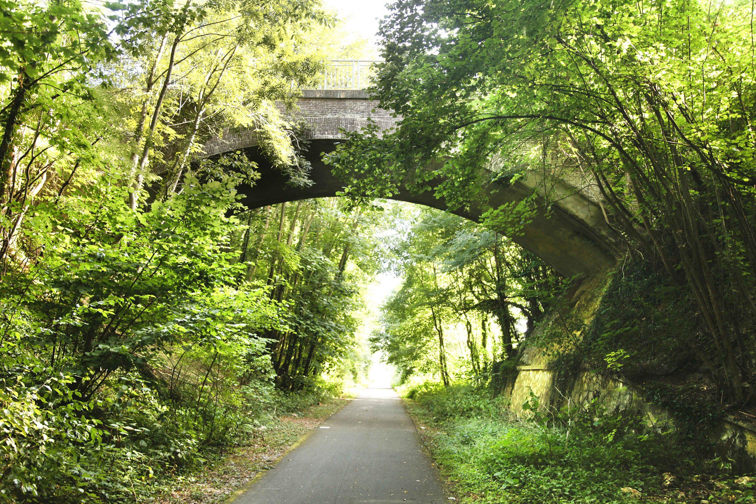 Voie Verte D'evreux À La Vallée Du Bec | Eure Tourisme pour Piscine Jean Bouin Évreux