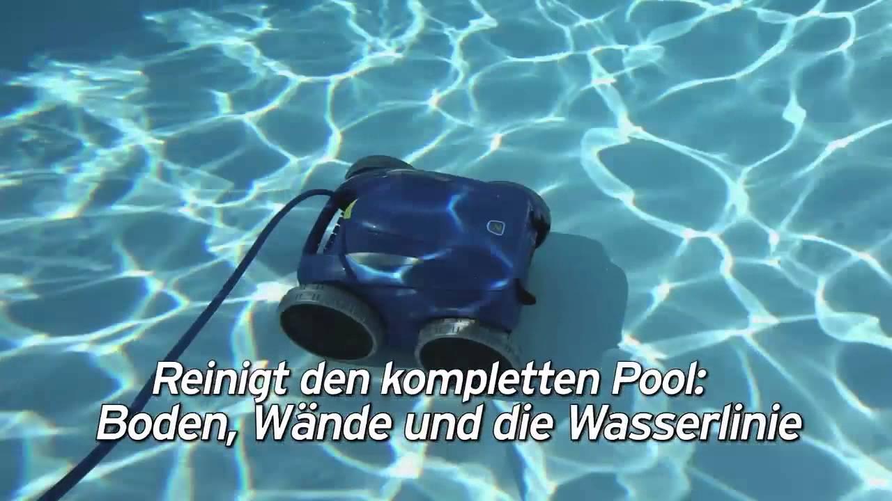 Vortex 4 4Wd Zodiac - German serapportantà Robot Piscine Zodiac Vortex 4