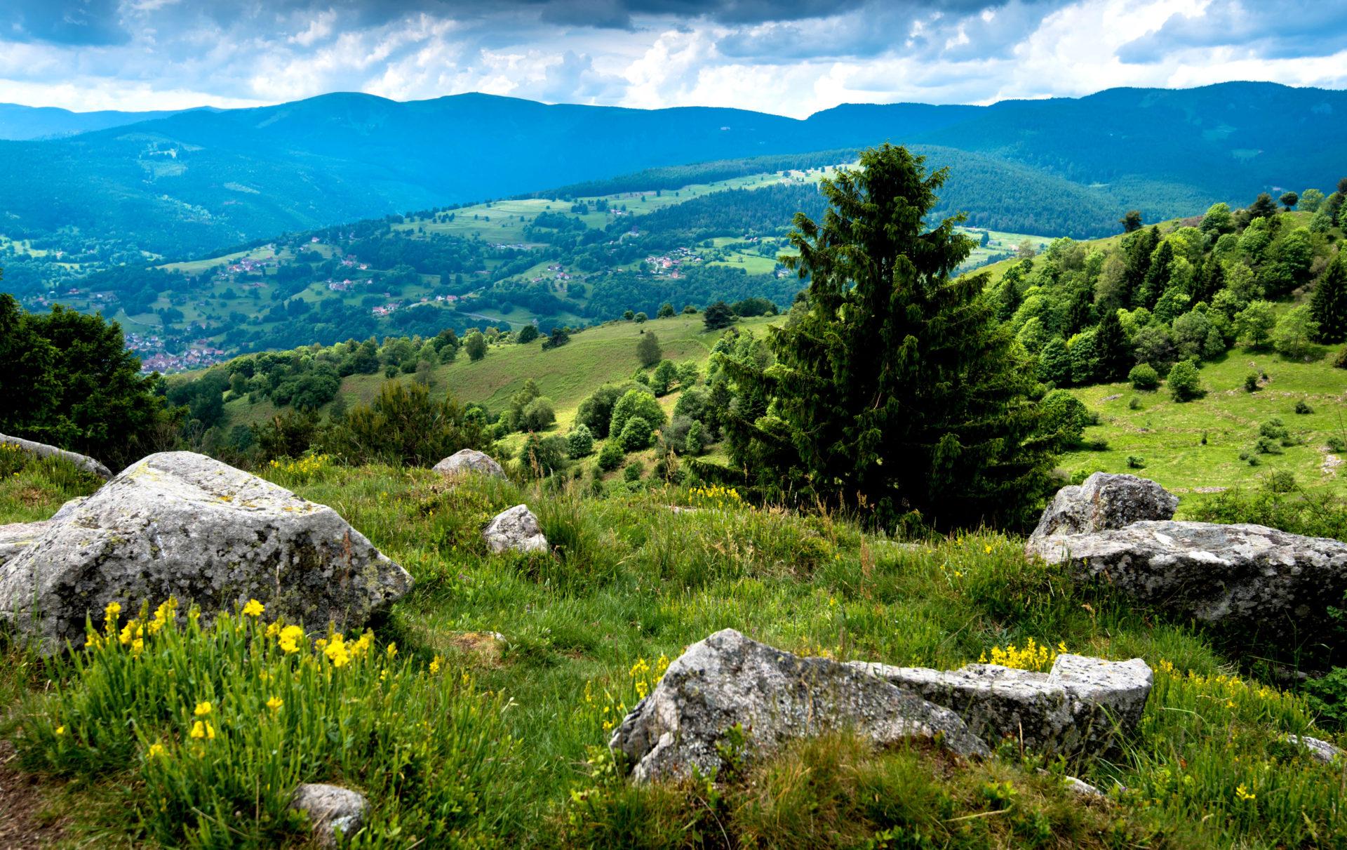 Vosges Campings - Quand La Nature Rejoint Le Confort pour Camping Gérardmer Avec Piscine