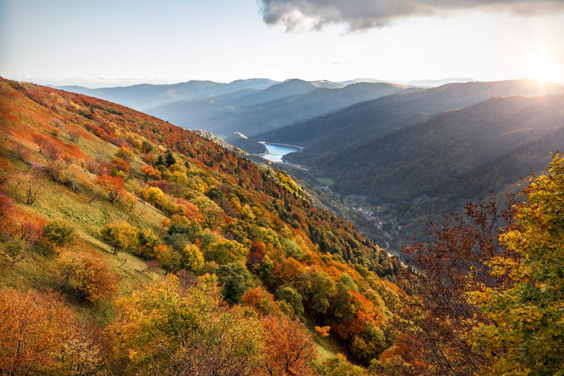 Vosges Campings - Quand La Nature Rejoint Le Confort serapportantà Camping Gérardmer Avec Piscine