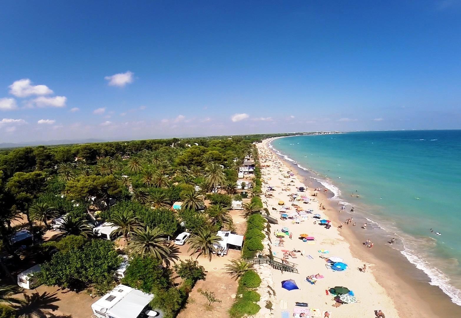Votre Camping En Bord De Mer En Espagne serapportantà Camping Bord De Mer Mediterranee Avec Piscine