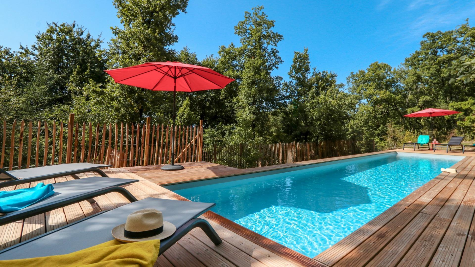 Votre Location De Vacances À Sarlat En Périgord Noir ... serapportantà Location Dordogne Piscine
