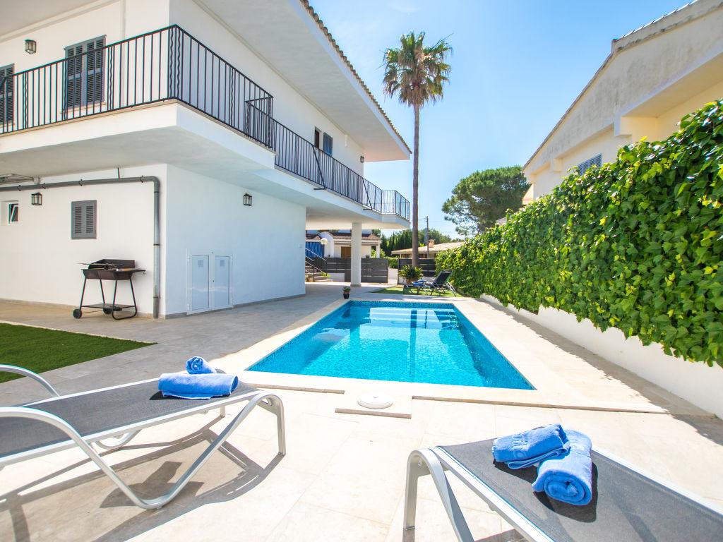 Votre Locations De Vacances À Puerto De Alcudia À 561 ... concernant Location Maison Vacances Avec Piscine Privée Pas Cher Particulier