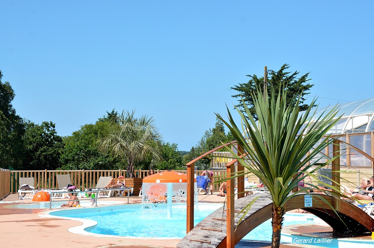 Welcome To Le Panoramic Campsite In Binic-Étables-Sur-Mer In ... serapportantà Piscine Binic