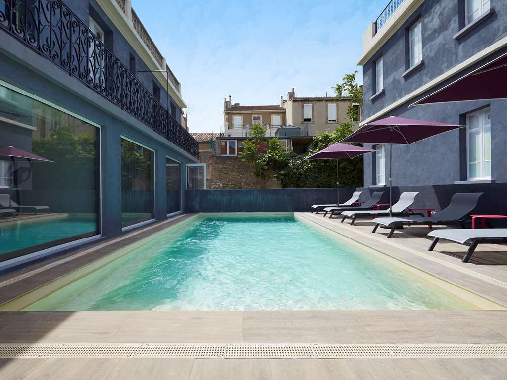 Welcome To The Hotel Kyriad Marseille Blancarde - Timone tout Piscine St Charles Marseille
