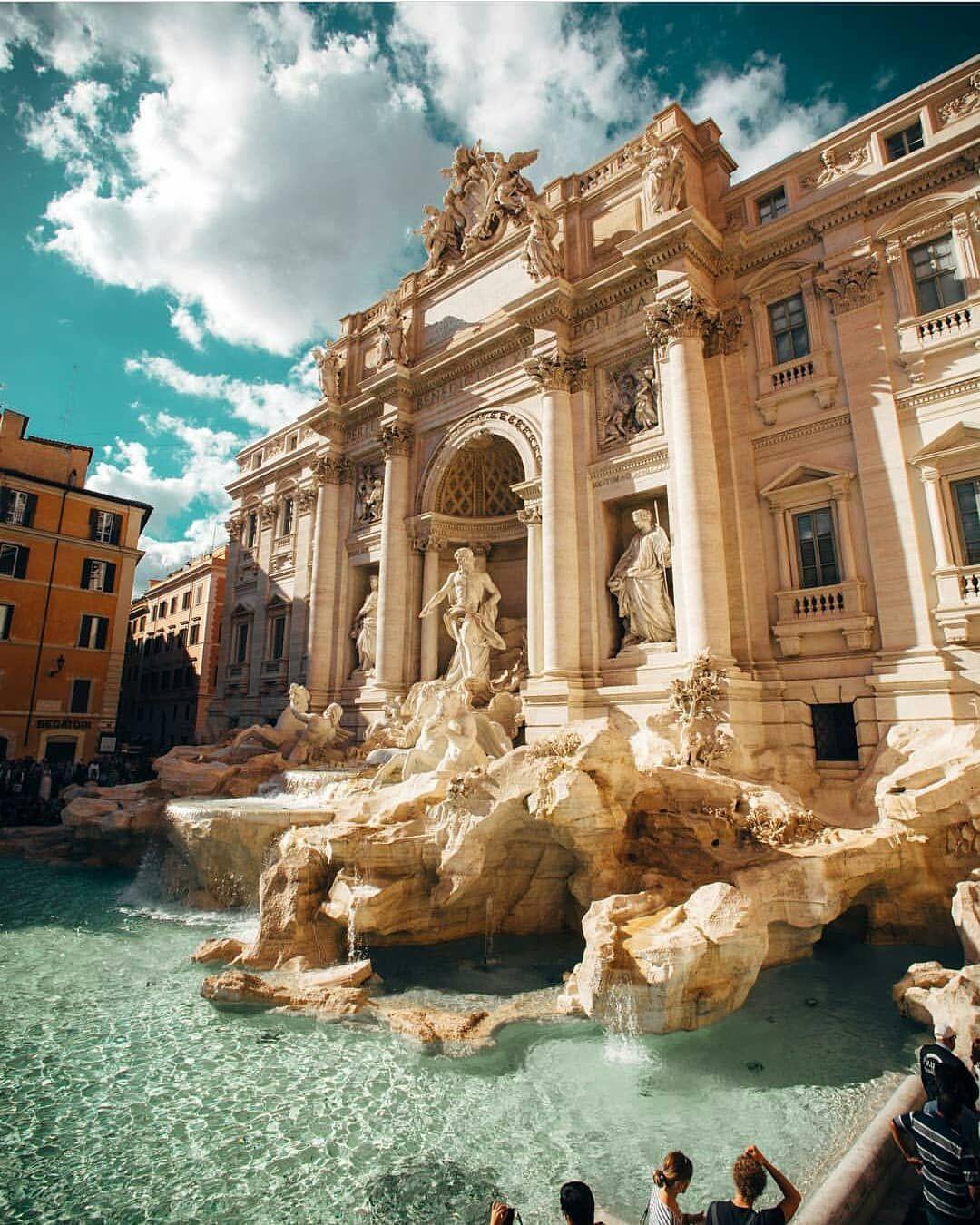 What Do You Think About This Place? Please Comment... Trevi ... encequiconcerne Piscine Coliseum