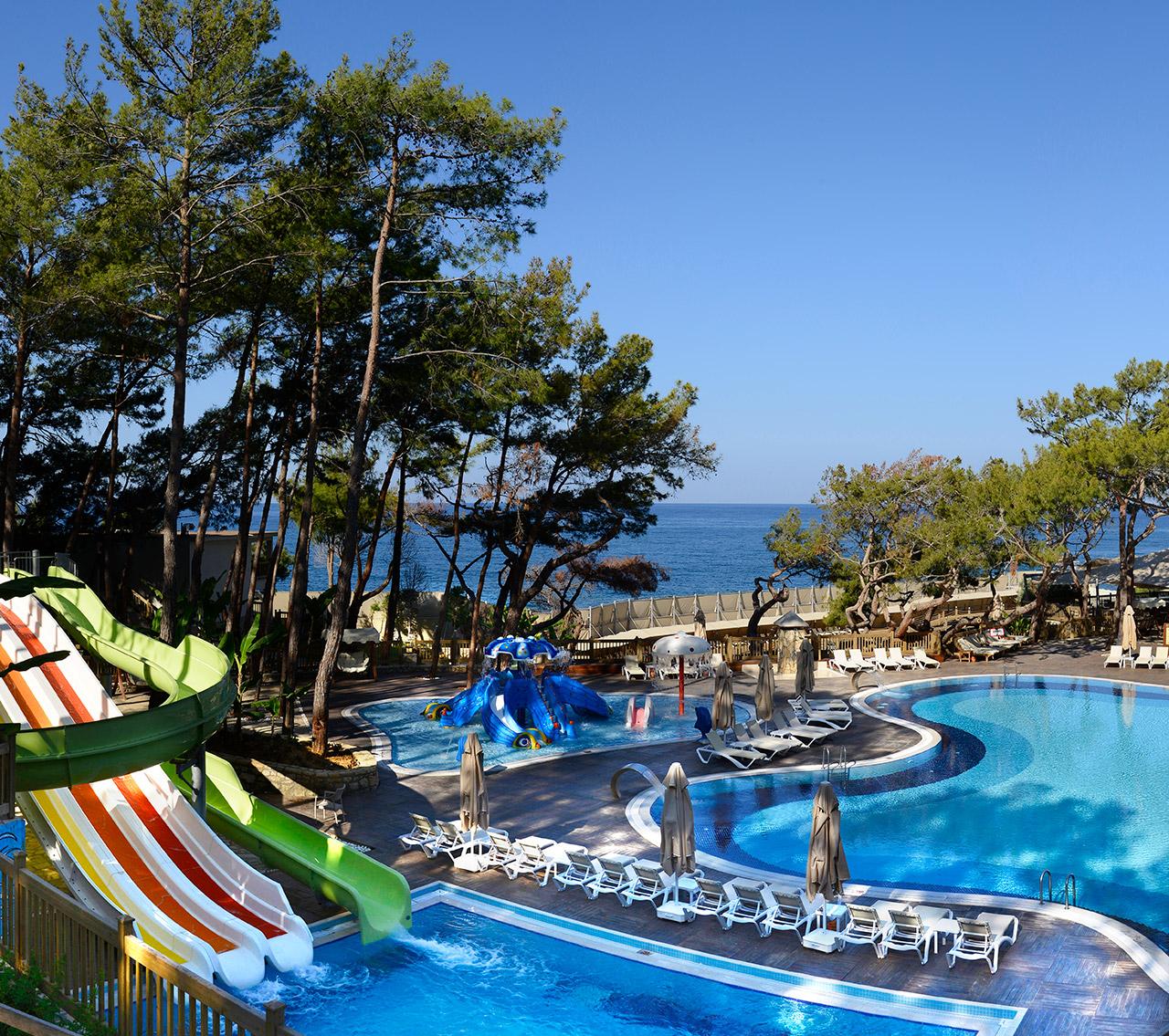 Wome Deluxe | Women dedans Camping Bord De Mer Mediterranee Avec Piscine