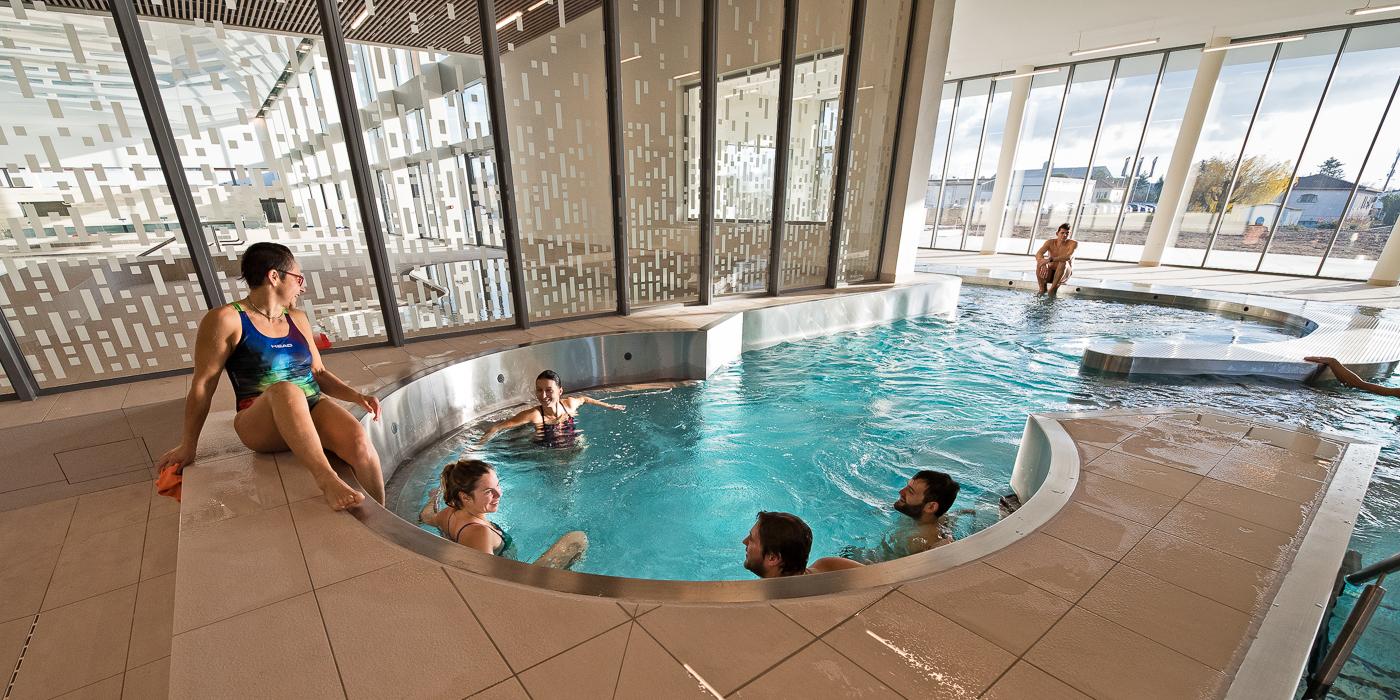 X'eau - Water Sports Complex - Tourism Cognac dedans Piscine Cognac