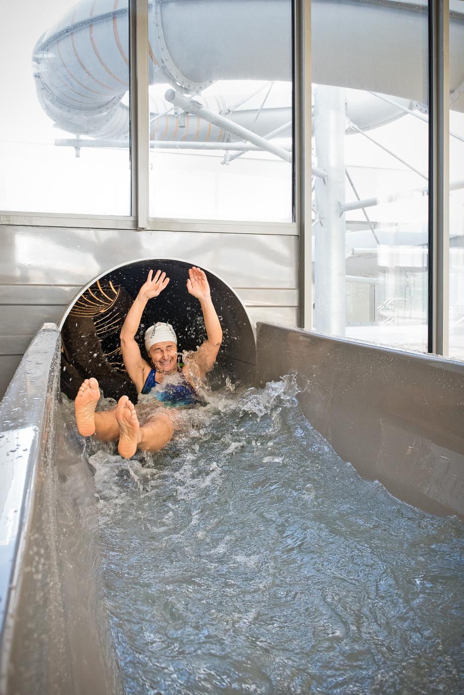 X'eau - Water Sports Complex - Tourism Cognac intérieur Piscine Cognac
