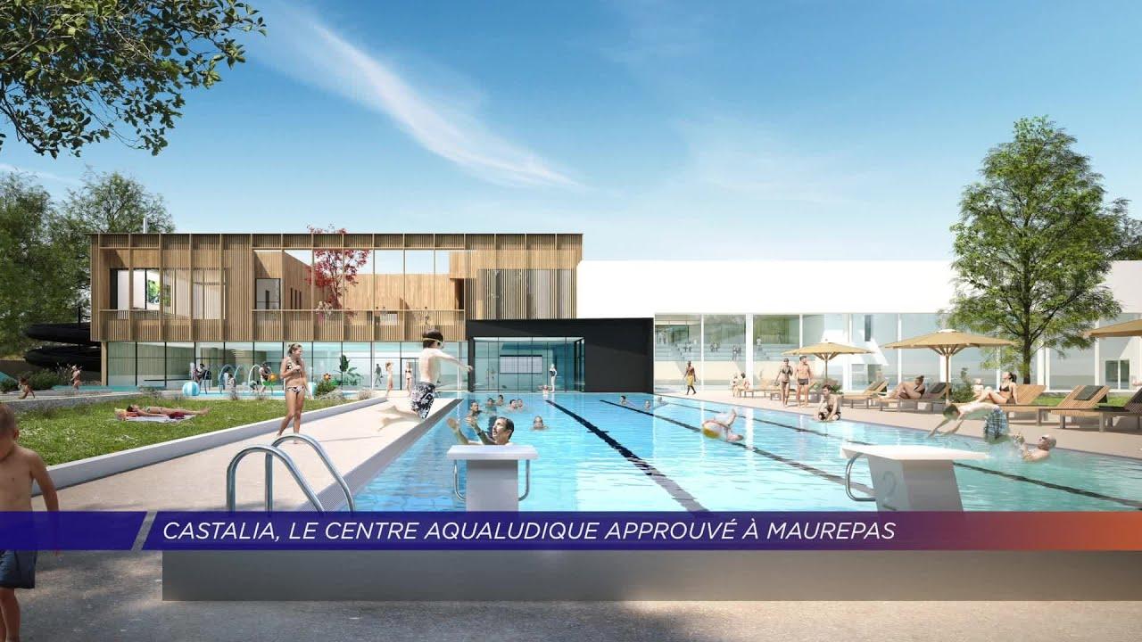 Yvelines | Castalia, Le Centre Aqualudique Approuvé À Maurepas avec Piscine Maurepas