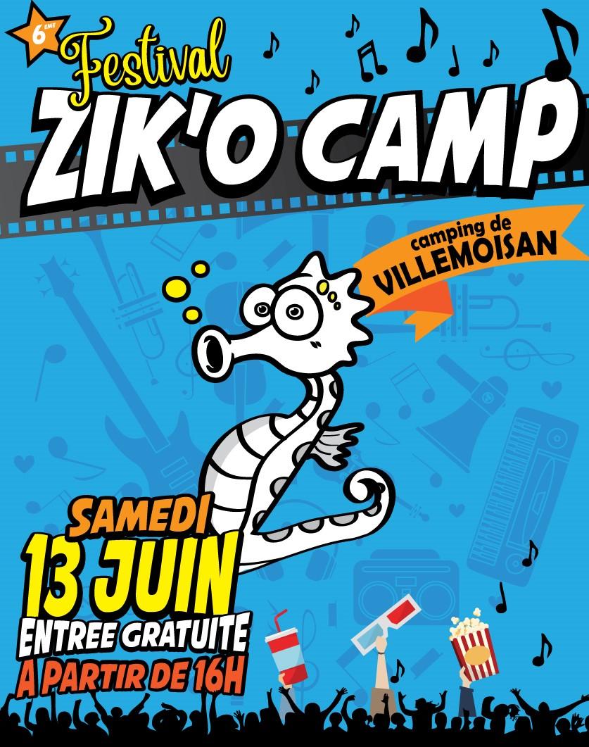 Zik'o Camp encequiconcerne Zik Piscine