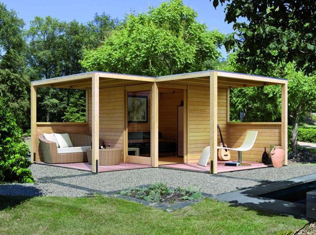 24 Abris Pour Votre Jardin : Abris De Jardin - Elle ... à Abris De Jardin Carrefour