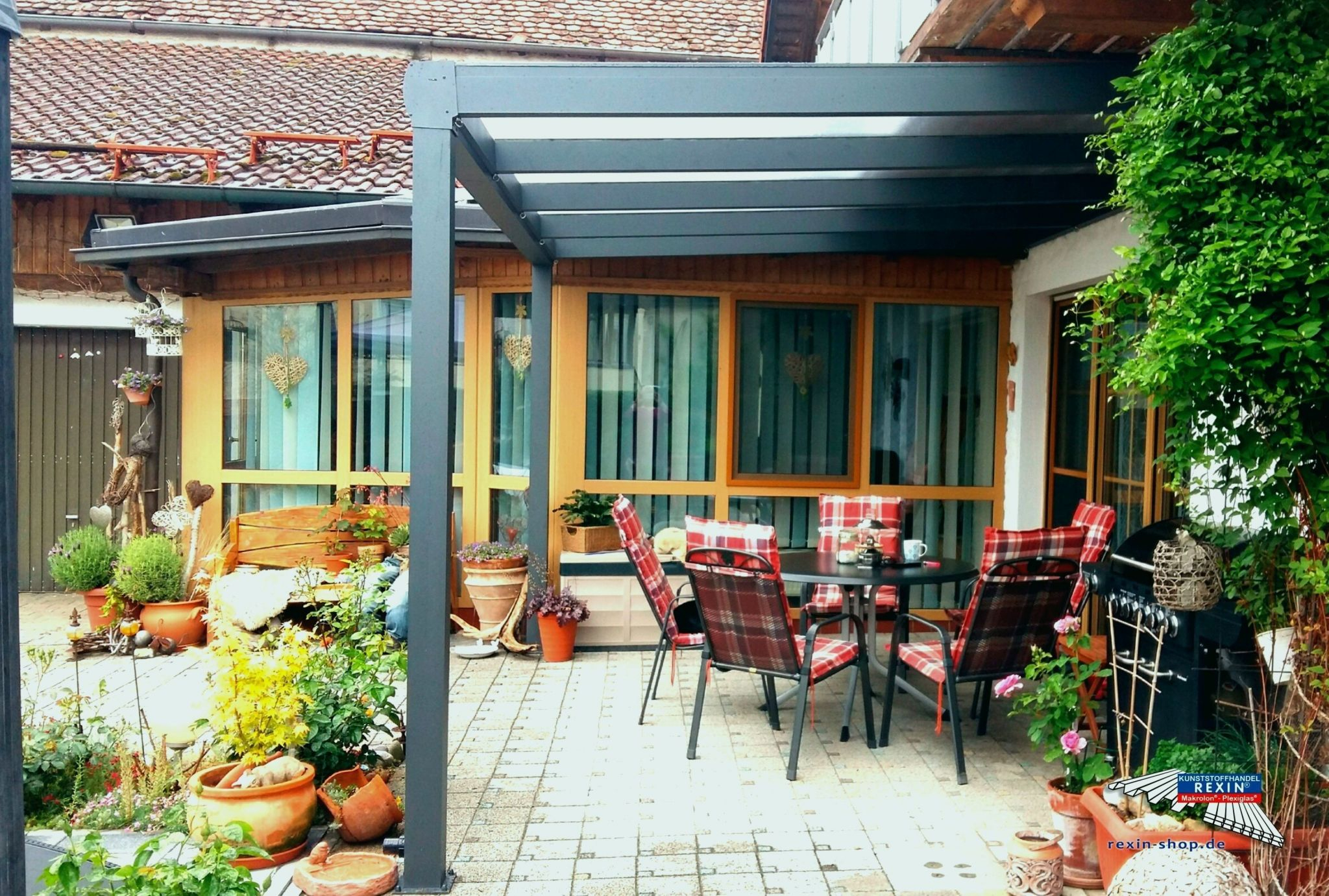26 Charmant Amenagement Salon De Jardin | Salon Jardin serapportantà Amenager Jardin Rectangulaire