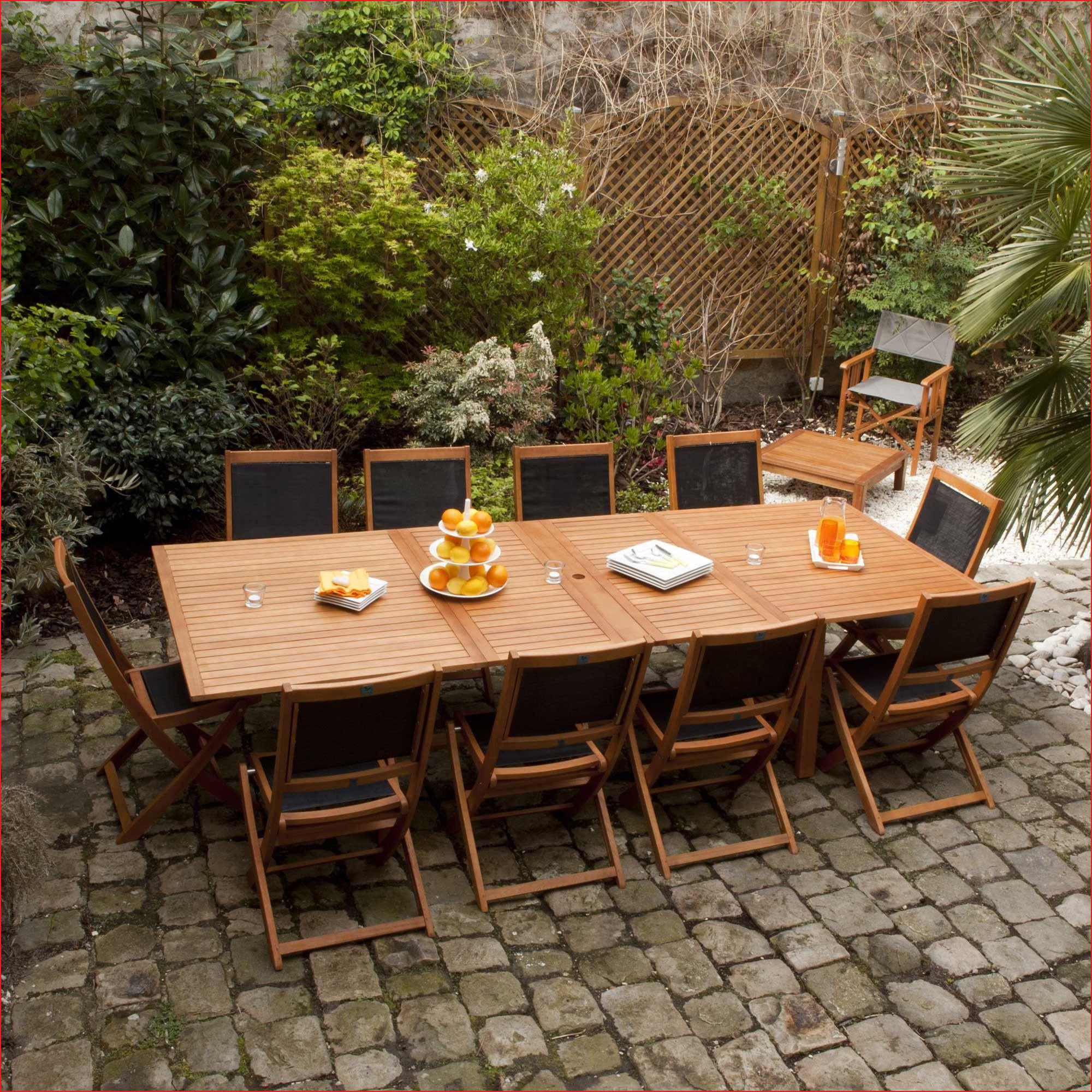 27 Luxe Table Jardin Teck | Salon Jardin encequiconcerne Table Jardin Bois