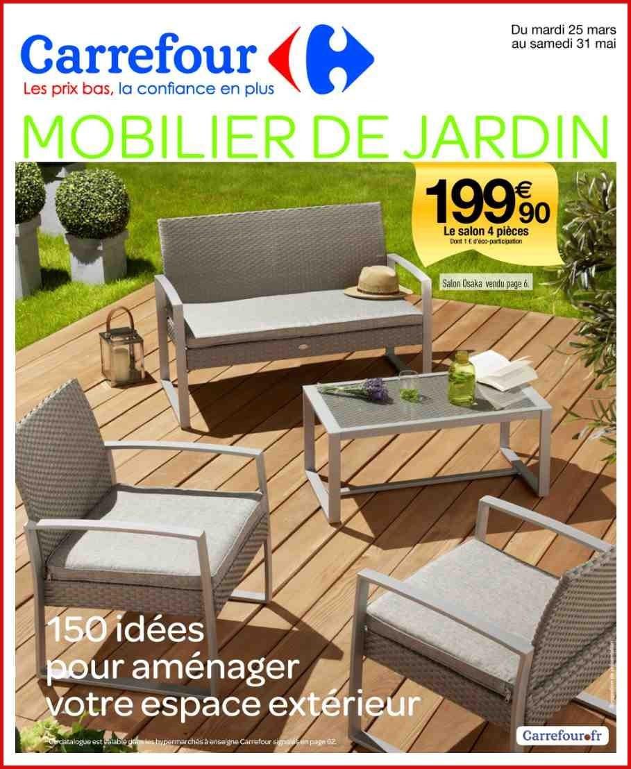 33 Inspirant Chaise De Jardin En Résine Tressée   Salon Jardin à Mobilier Extarieur Pas Cher