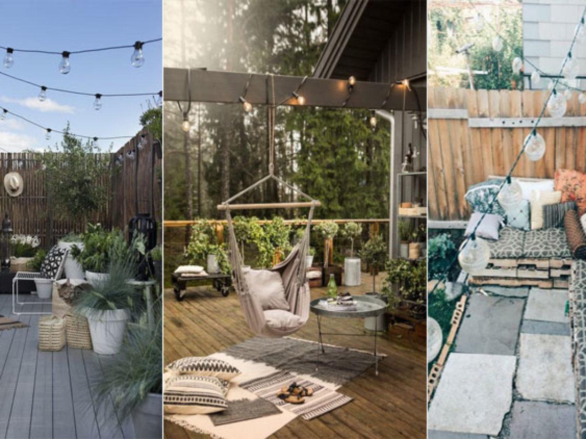 37 Façons D'aménager Votre Terrasse Ou Votre Balcon Pour L'été dedans Amenager Une Grande Terrasse