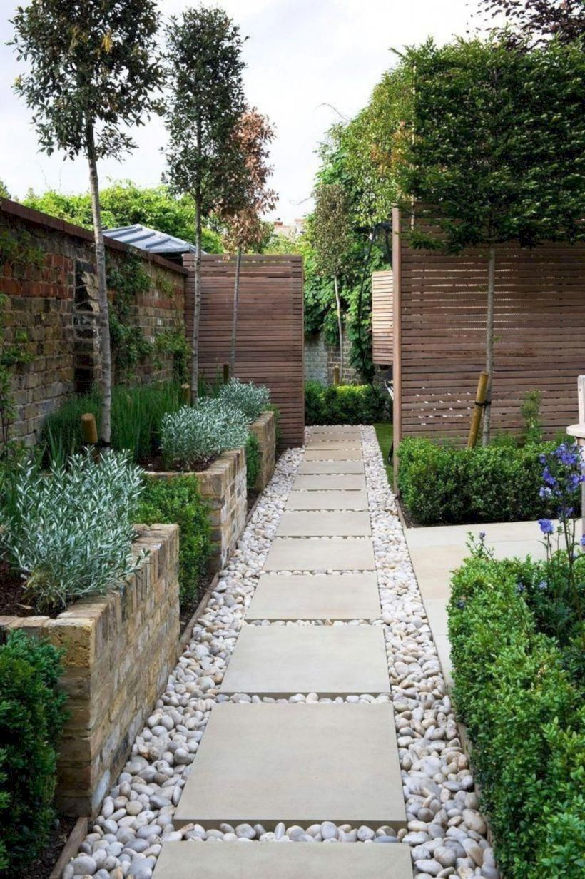 49 Frontyard Terrace Design Ideas That You Can Try In Your ... concernant Allae De Jardin