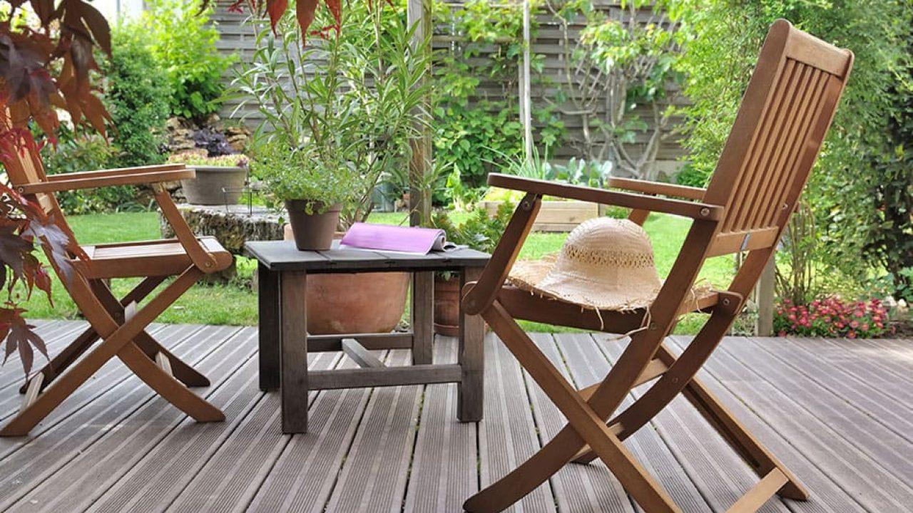 5 Idées Déco Pour Aménager Un Petit Jardin Fonctionnel Et ... destiné Amanager Un Petit Jardin