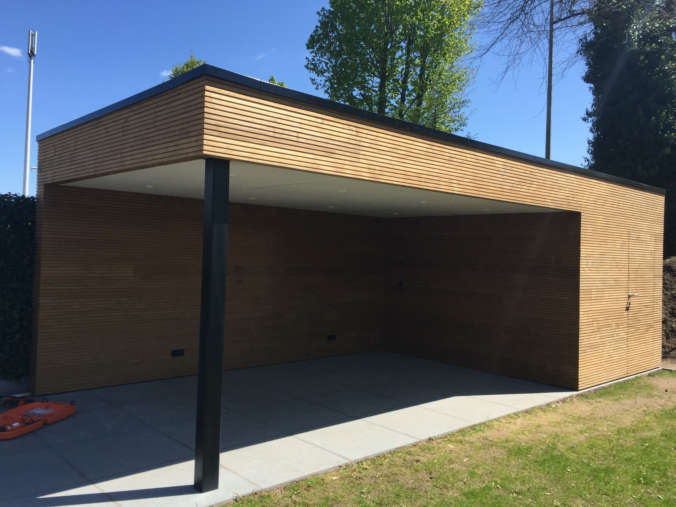 50+ Carports Designs For Minimalist Homes | Carport Modern ... pour Abri Jardin Ouvert
