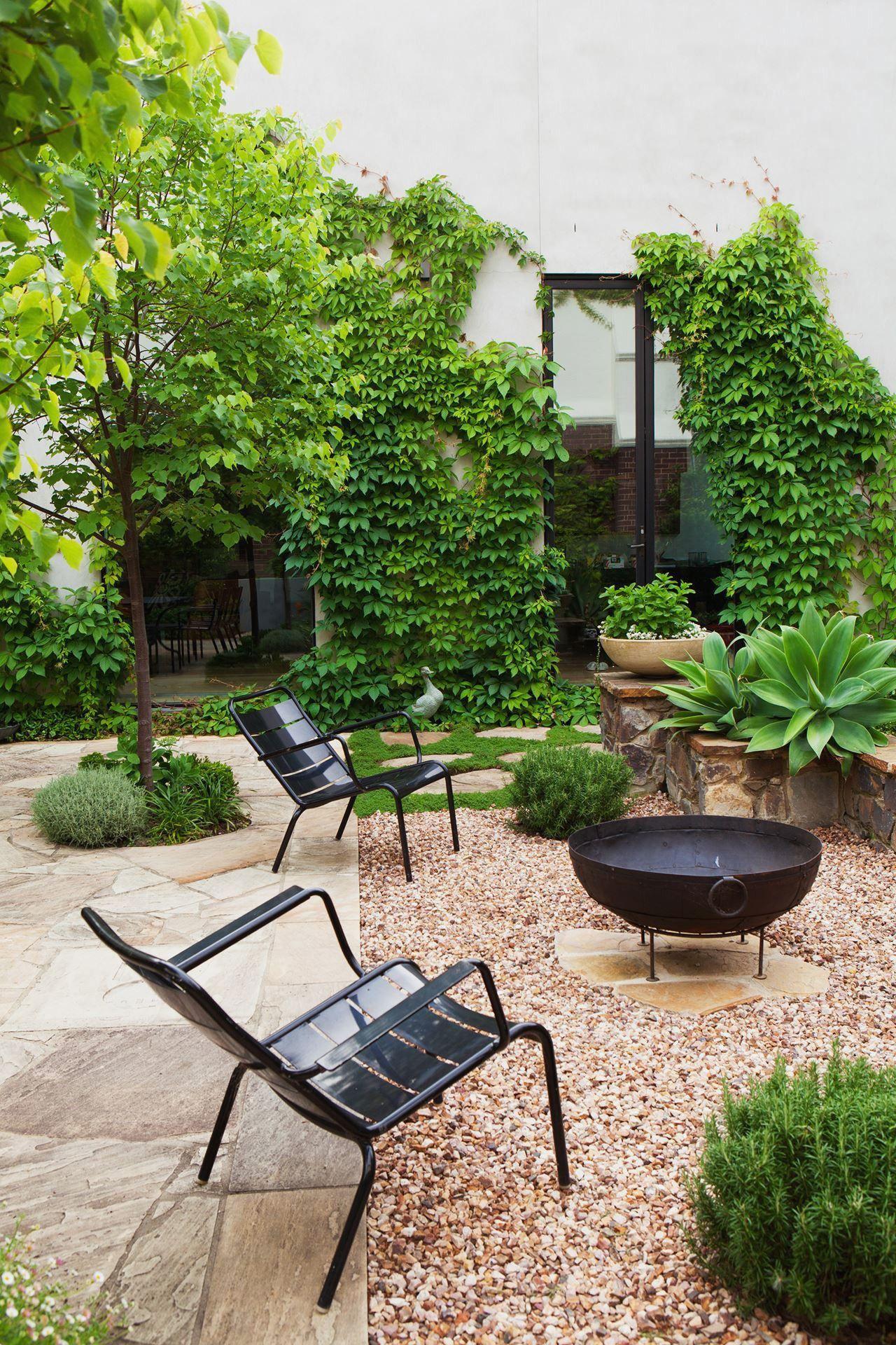 50 Petits Jardins À Copier D'urgence | Amenagement Jardin ... encequiconcerne Petit Jardin Paysager
