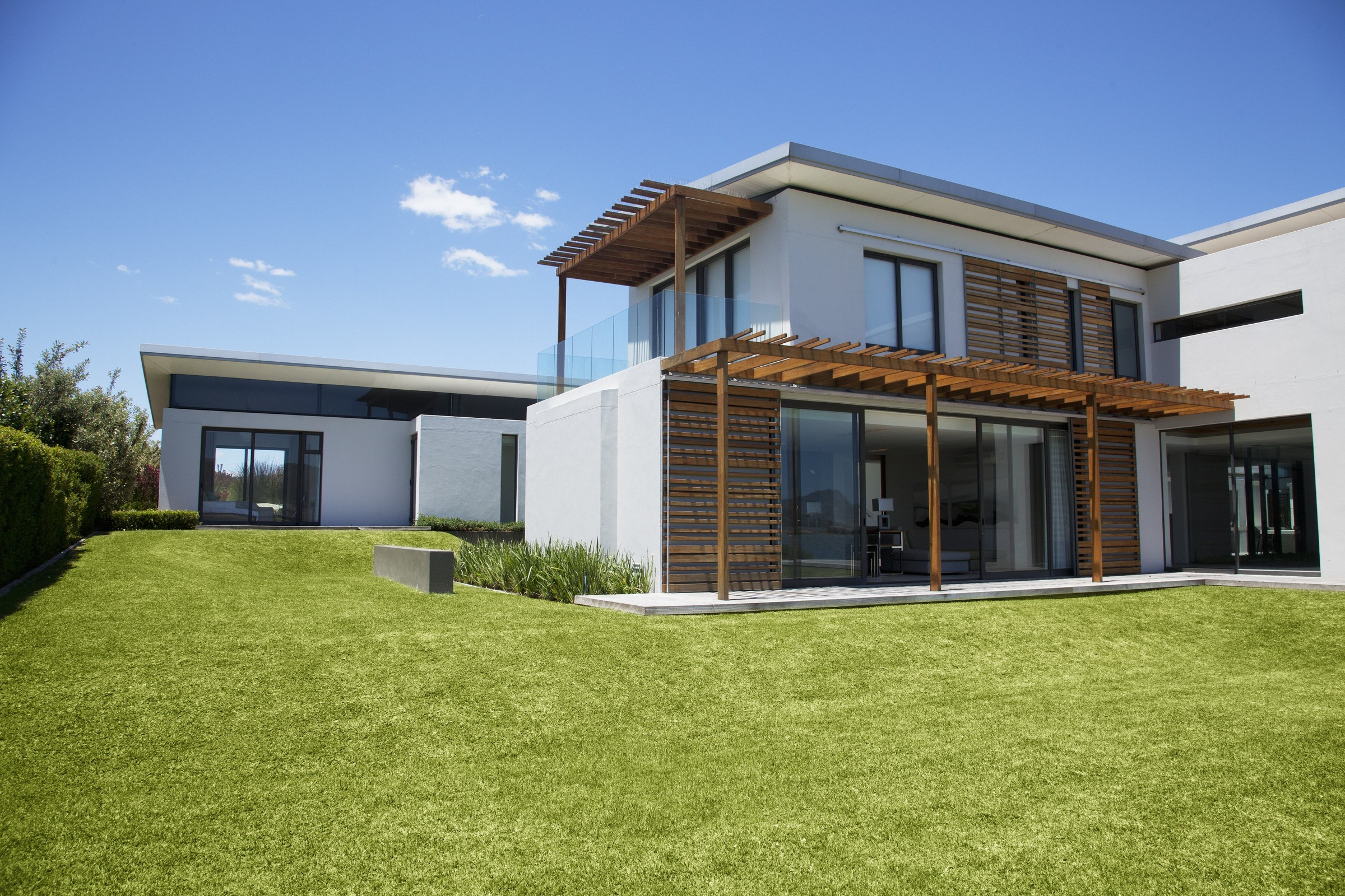 8 Raisons D'adopter Des Maisons À Toit Plat ! | Construire tout Terrasse Toit Plat