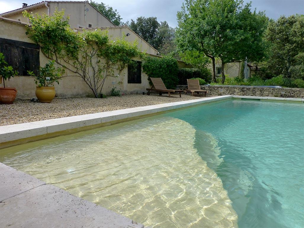 Abords De Piscine – Silvasud Environnement Et Le Jardin ... concernant Abord De Piscine