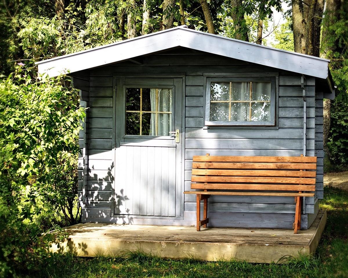 Abri De Jardin 5M2 : Quoi Y Mettre ? | Piscines Et Abris Design pour Abri Jardin Design