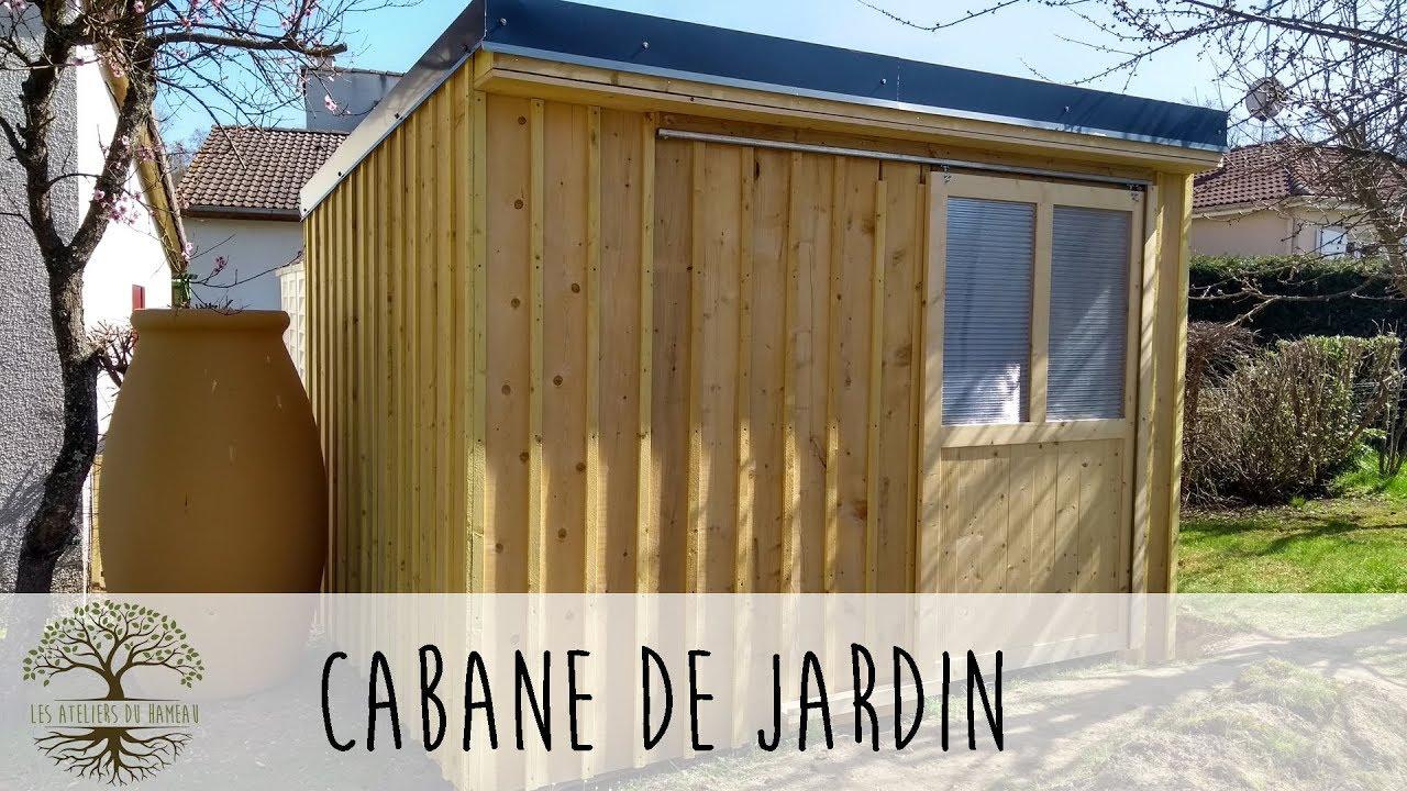 Abri De Jardin : Bien Le Choisir Et Le Construire - Blog ... concernant Abri Moto Jardin