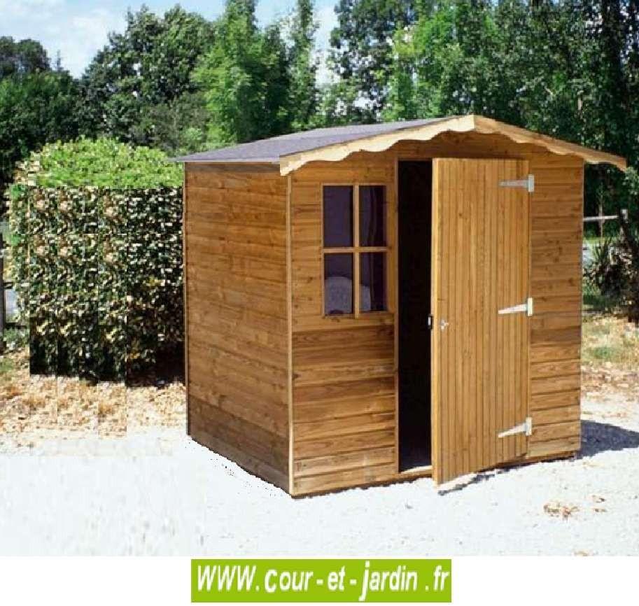 Abri De Jardin Europe 3M² - Abris Et Rangements- Cour Et Jardin encequiconcerne Abri Jardin 3M2