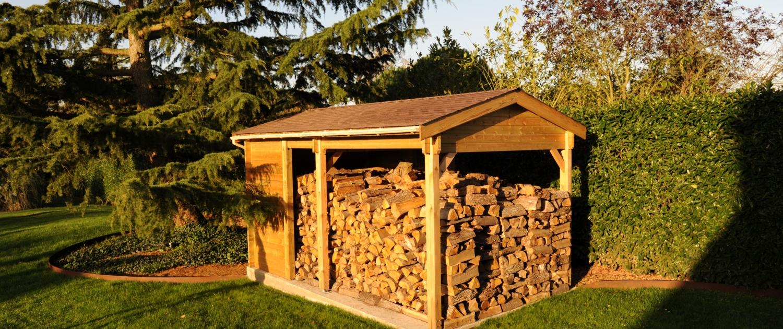 Abri De Jardin Maisonelle : La Référence Qualité Depuis 49 Ans concernant Abri De Jardin Avec Bucher