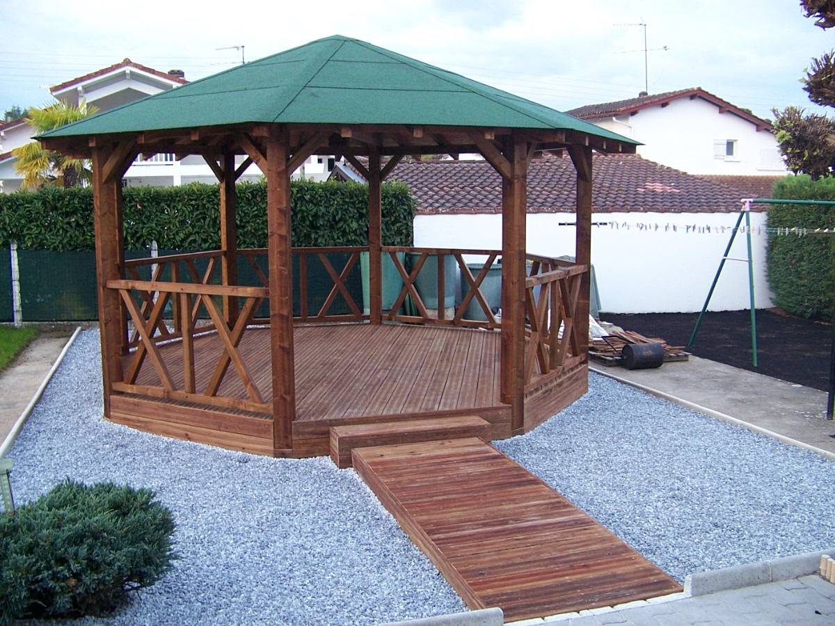 Abri Jardin Sur Mesure - Pergola Personnalisée - Kitabris.fr destiné Abri Jardin Sur Mesure