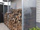 Abri Pour Bois De Chauffage À L'extérieur - Nos Idées Pour ... pour Abri A Bois