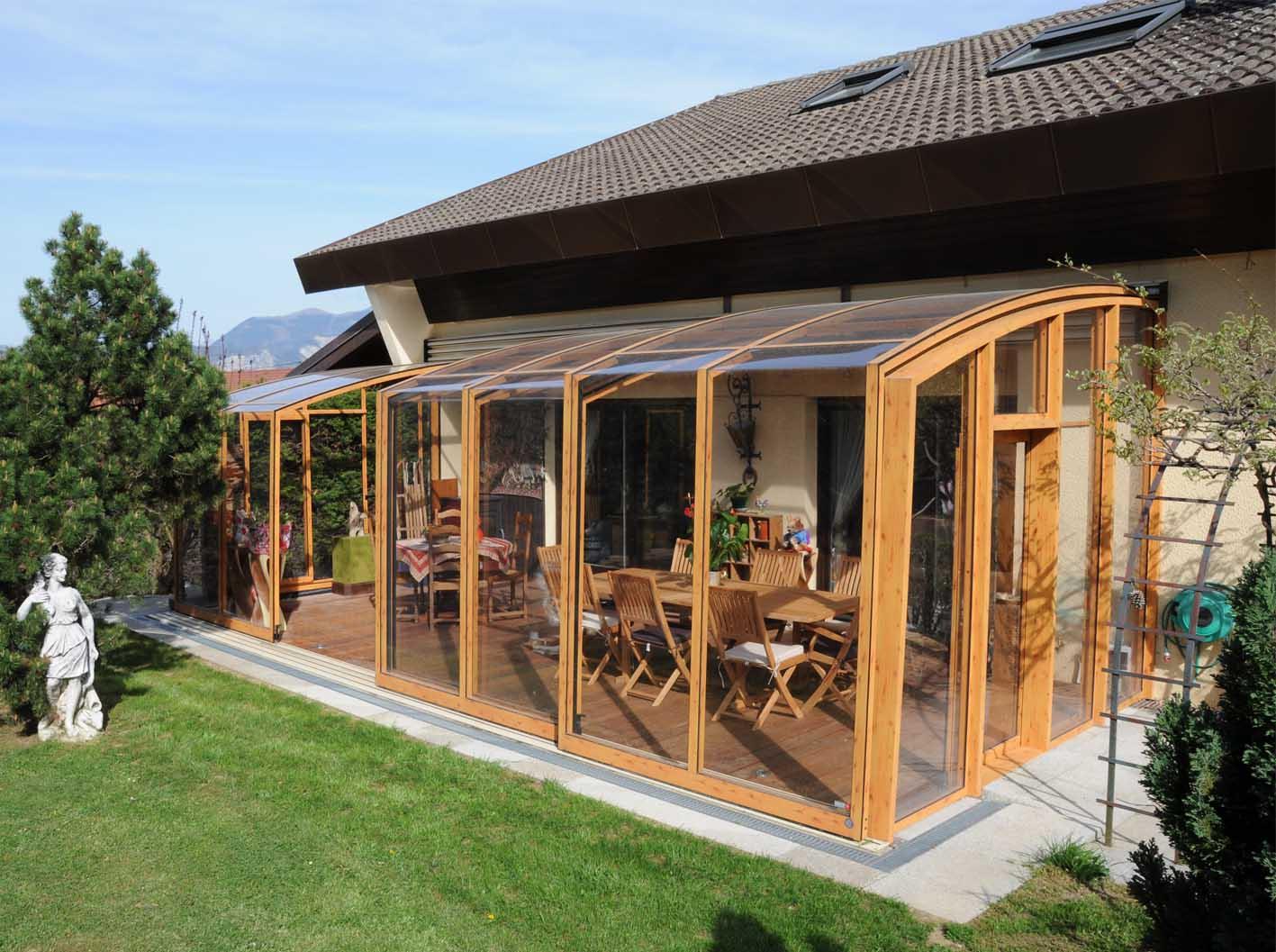 Abri Pour Terrasse Mia 17 – Exterieurs.design avec Abri Pour Terrasse