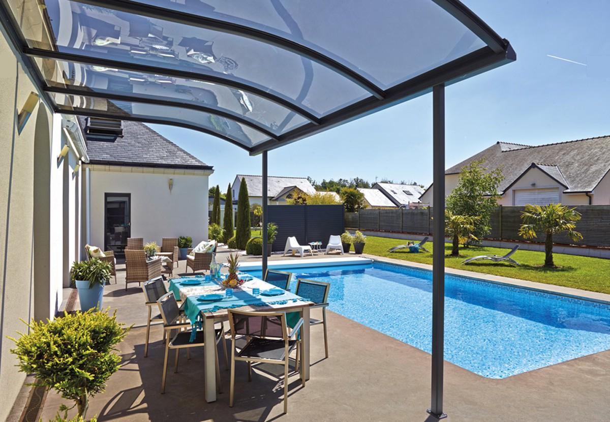 Abri Terrasse Design concernant Abris De Terrasse