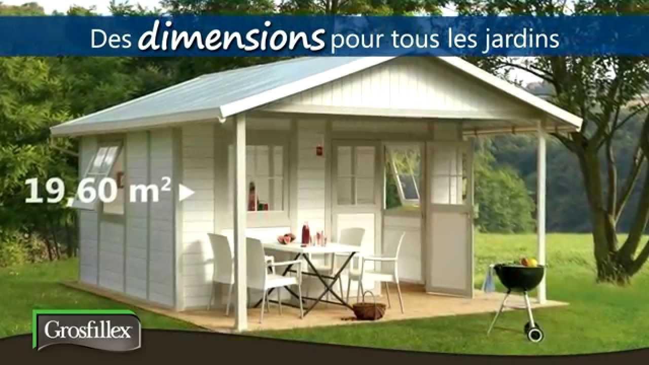Abris De Jardin - Grosfillex tout Abri De Jardin 19M2